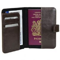 Jacob Jones 73812 Cambridge Collection Passport Holder